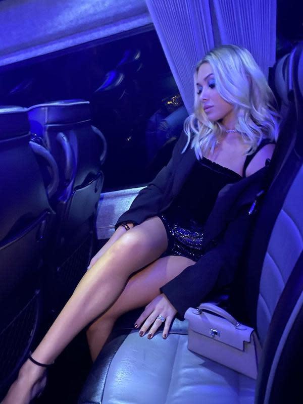 Michele Lacroix, istri bintang Manchester City Kevin De Bruyne. (foto: https://www.instagram.com/lacroixmichele)
