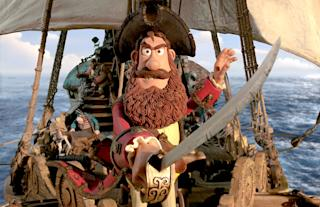 Aardman Animation to Change Scene Featuring Leper Boat in 'The Pirates! Band of Misfits'