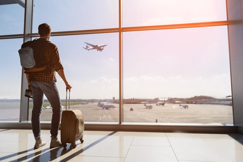 There's one thing you should always buy before you head to the airport. Photo: Getty Images