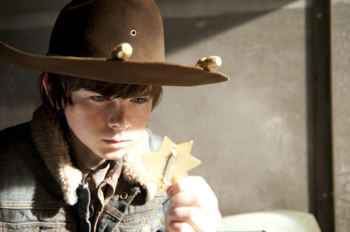 'Walking Dead' Star Chandler Riggs Talks Carl Grimes: Is He the Most Tortured Teen in TV History?