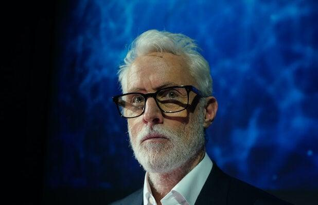'Next': John Slattery Explains How A.I. Can Make Itself 'Smart Enough to Hunt Down and Kill' Someone (Exclusive Video)