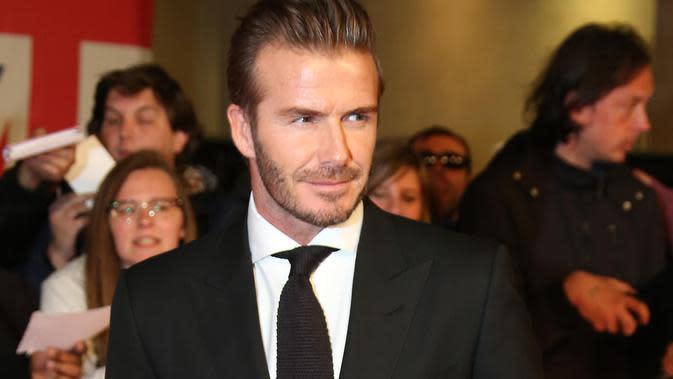 David Beckham (Joel Ryan/Invision/AP)