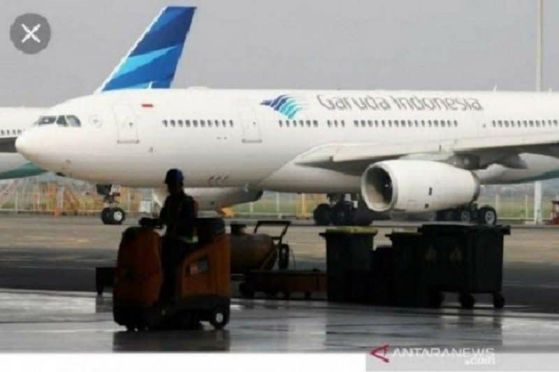 """Fokus di logistik, Garuda luncurkan layanan ekspedisi """"KirimAja"""""""