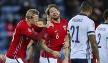 歐國聯北愛自家擺烏龍 勝利拱手讓挪威