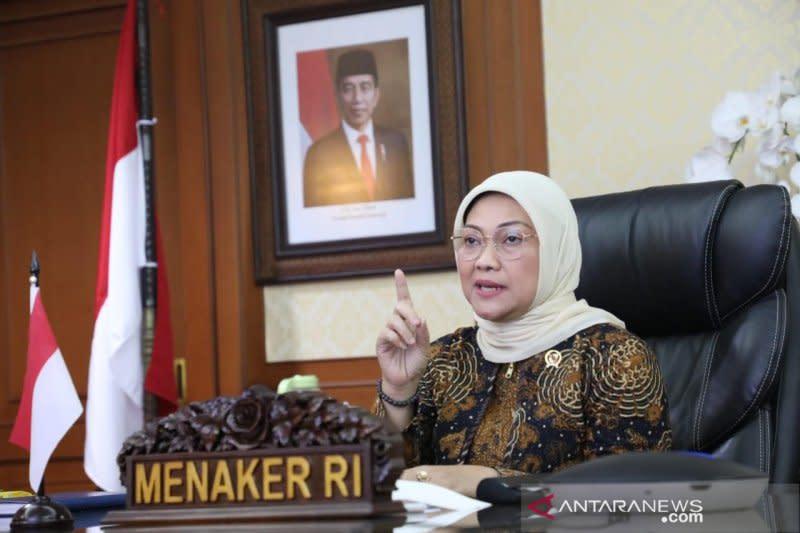 Menaker: Gunakan subsidi upah untuk belanja produk dalam negeri