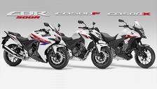 2014 Honda CB 500F