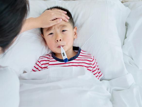 「熱感冒」導致身體無法散熱