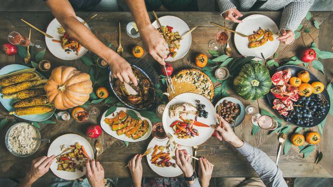 9 Makanan Rendah Indeks Glikemik, Baik Dikonsumsi Saat Buka Puasa