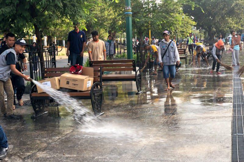 Uji coba semi pedestrian Malioboro Selasa Wage dimulai 14.00 WIB