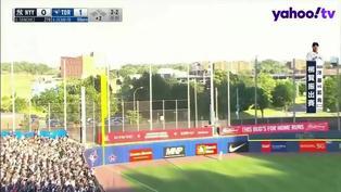 【MLB好球】轟出球場!Sanchez超大號陽春砲助洋基火速扳平