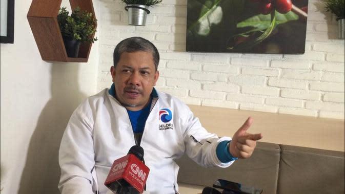 Fahri Hamzah: Petinggi PKS Jangan Salahkan Orang Lain Jika Partai Pecah
