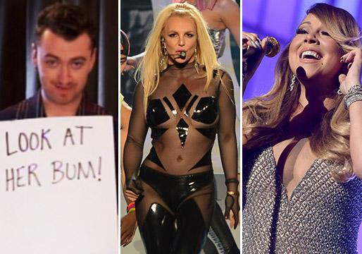 Billboard Music Awards Best & Worst Moments: Mariah Hits a Low Note, Kanye Goes Up in Flames and More