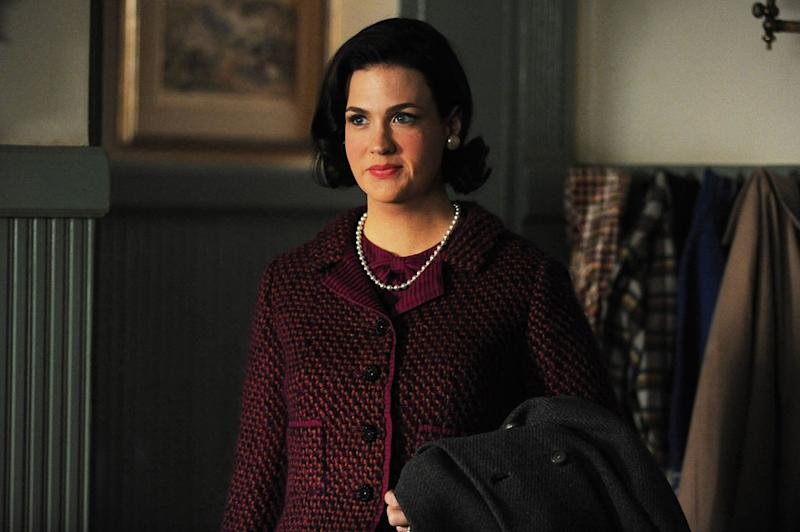 'Mad Men's' Season 6 Dilemma: How Much Hair Is Too Much or Too Little?