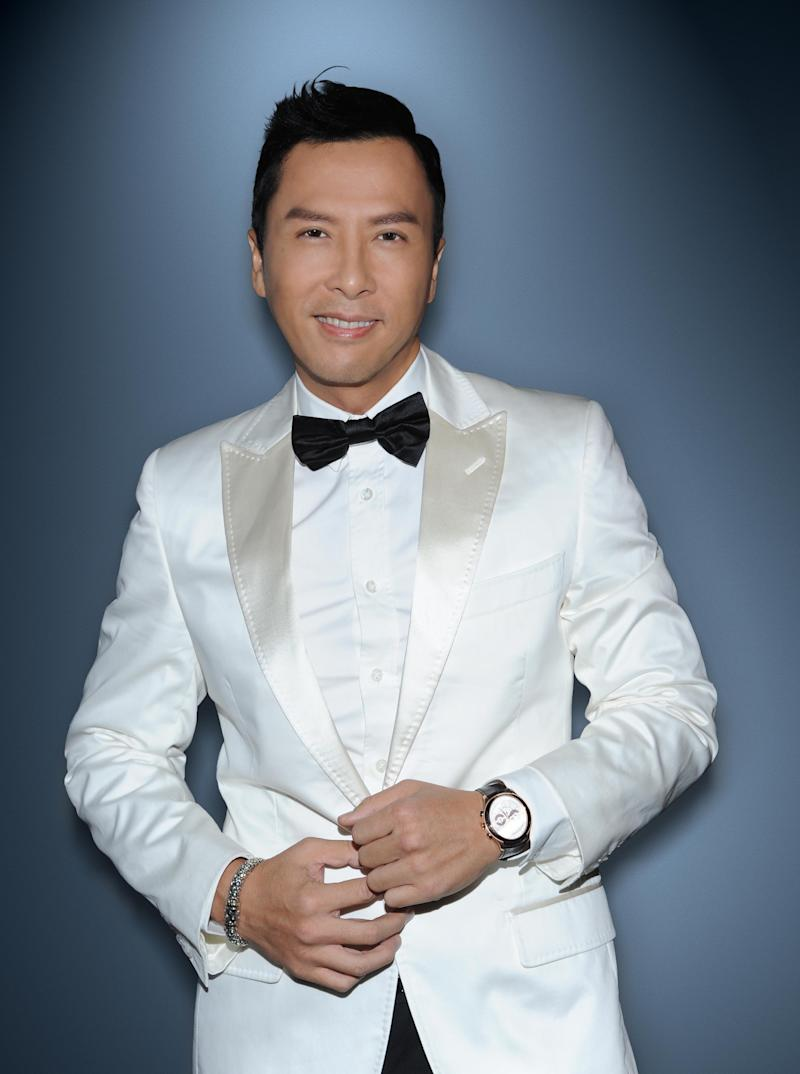 Donnie Yen, Carina Lau To Receive Asian Honors