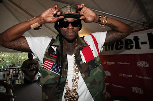 2 Chainz Arrested in Maryland on Marijuana Charge