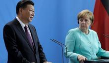默許恐嚇?捷克參院議長訪台 中國嗆「付出代價」梅克爾:體制不同