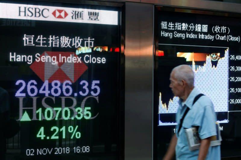 Bursa saham Hong Kong dibuka melemah 0,57 persen