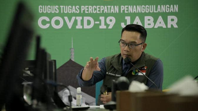 Ridwan Kamil: Perekonomian di Jabar Kembali Jalan Mulai 29 Mei 2020