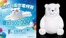 【旺成咁!】ViuTV吉祥物Sound Bear毛公仔火速換罄被炒至過千元