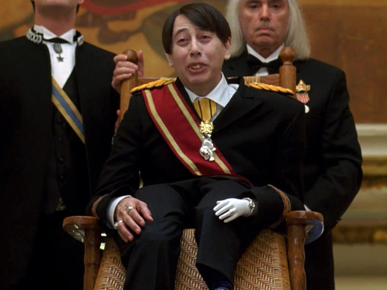 30 Rock guest stars: Paul Reubens