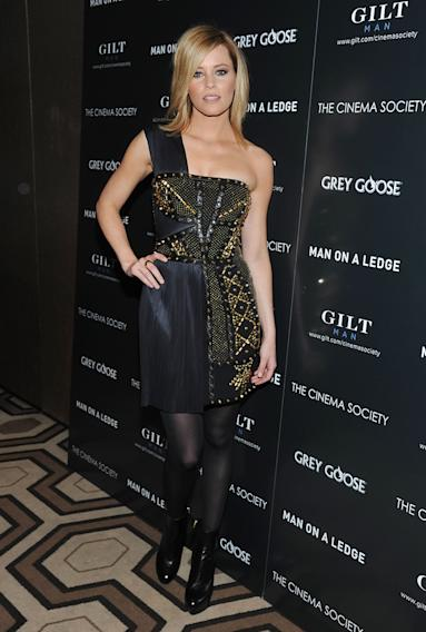 "The Cinema Society & Gilt Man With Grey Goose Host A Screening Of ""Man On A Ledge"" - Inside Arrivals"
