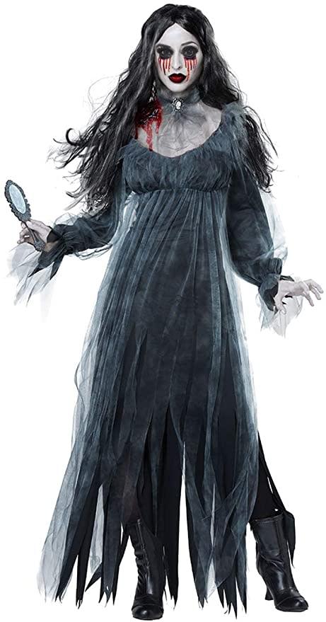 Halloween Witch Costume. Image via Amazon.