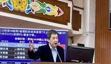費鴻泰:金管會要顧及保戶權益與保險業者永續經營