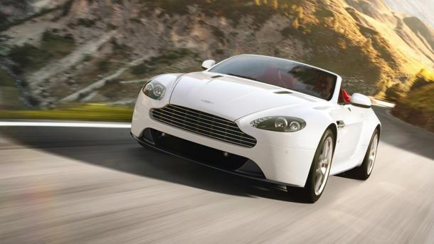 2012 Aston Martin V8 Vantage Roadster, and how to spend that Facebook IPO: Motoramic Drives