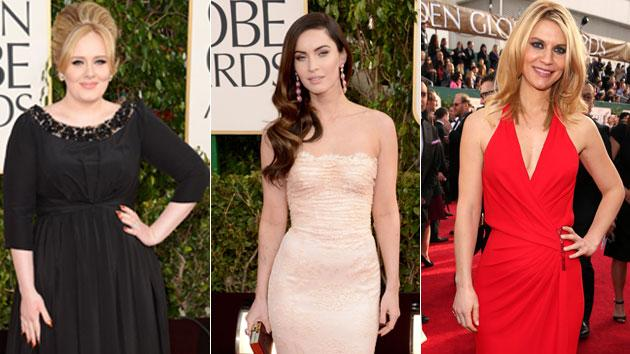 New moms kill it on the Golden Globes red carpet