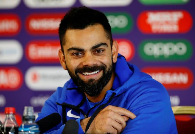 Kohli, Ishant put rampant India on verge of series sweep
