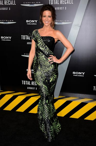 "Premiere Of Columbia Pictures' ""Total Recall"" - Arrivals"