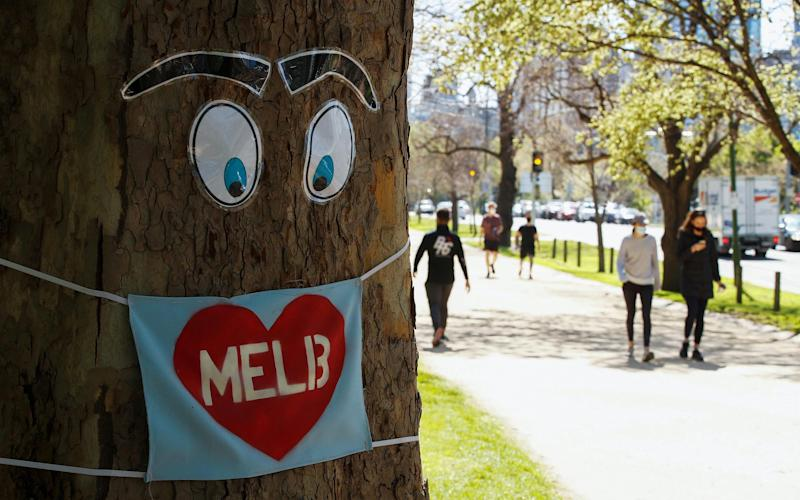 Melbourne - Getty