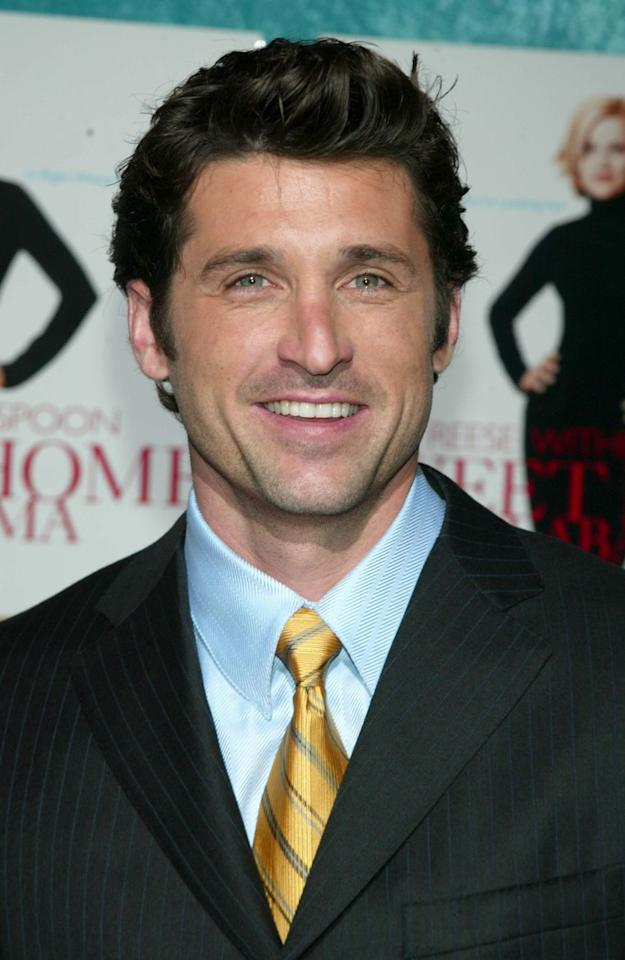 """<p>In the early 2000s, Dempsey appeared in a string of hit movies including <em>Scream 3 </em>and <em>Sweet Home Alabama</em>. But it wasn't until 2005 that Dempsey landed his breakthrough role on medical drama <em>Grey's Anatomy</em>, garnering the steel-blue eyed actor the nickname """"Dr. McDreamy.""""</p>"""