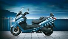 2016 SYM Maxsym 400i ABS