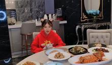 北京TOP名廚親做年夜飯!周揚青豪曬奢華飯廳