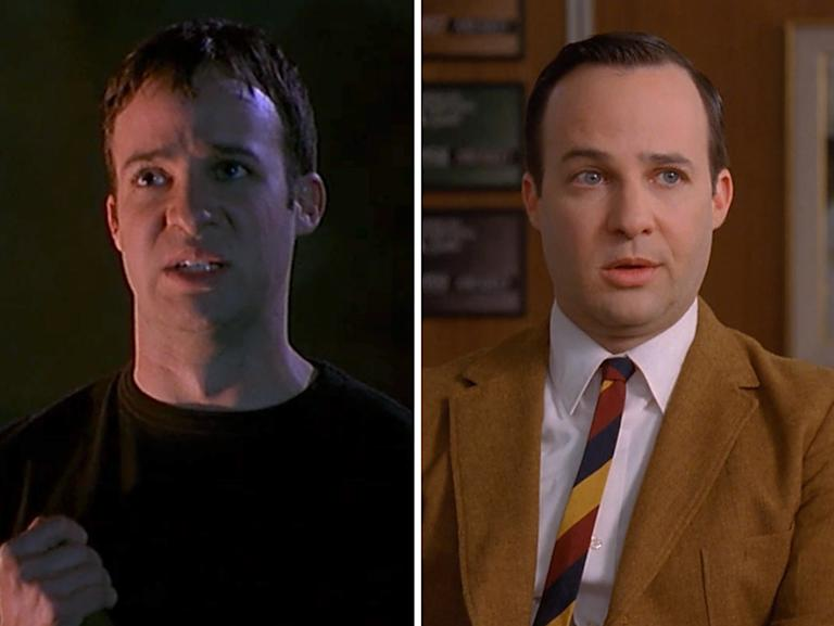 Danny Strong (Buffy/Gilmore Girls)