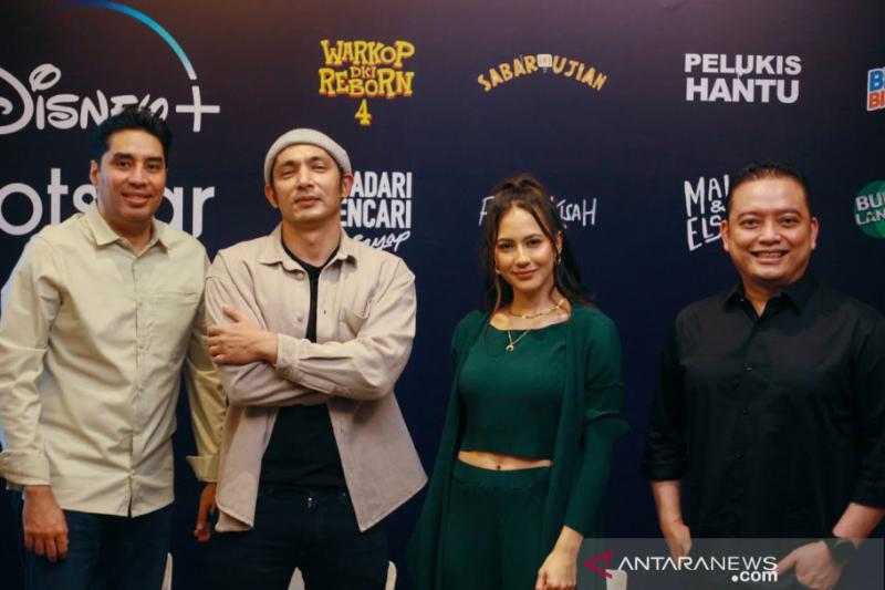 BumiLangit Cinematic Universe resmi kerja sama dengan Disney+ Hotstar