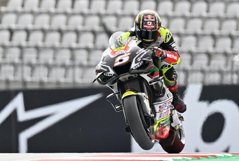 'You have to take risks,' says Zarco after MotoGP near-miss