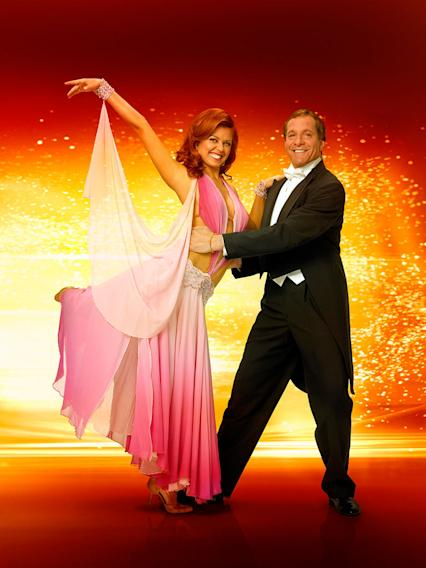 Actor Steve Guttenberg teams up with professional dancer Anna Trebunskaya for Season 6 of Dancing with the Stars.