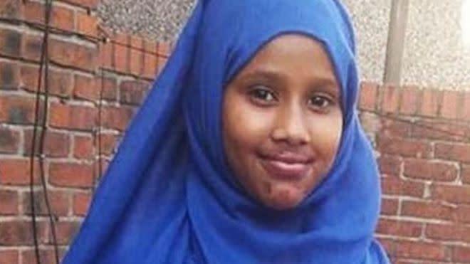 Shukri Abdi died on 27 June. (Family photo)