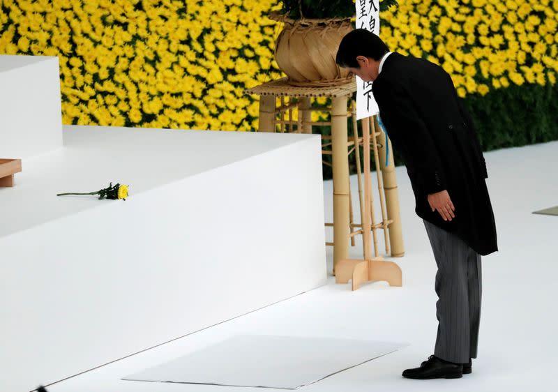 Japan faces World War Two anniversary in shadow of coronavirus