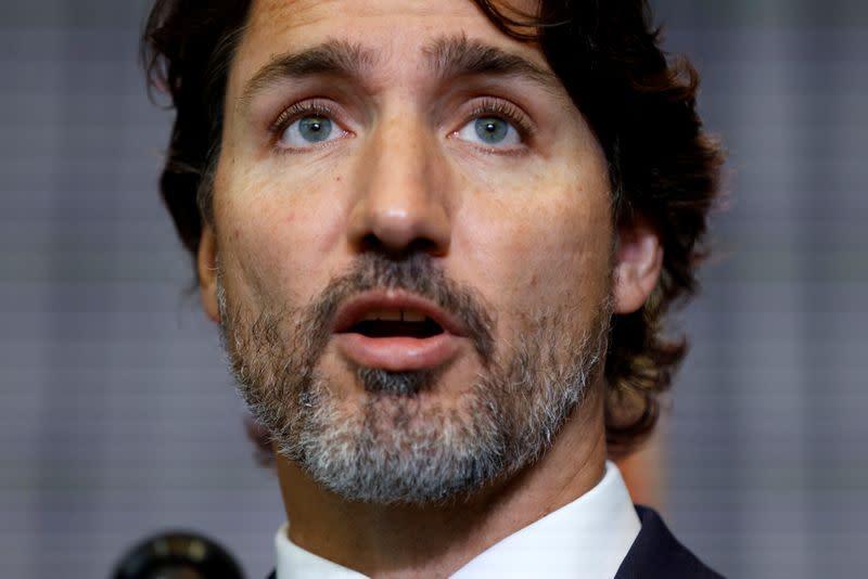 Canada to unveil retaliatory tariffs on U.S. goods: PM Trudeau
