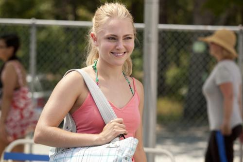 """This film publicity image released by Fox Searchlight shows AnnaSophia Robb in a scene from """"The Way Way Back."""" (AP Photo/Fox Searchlight, Claire Folger)"""