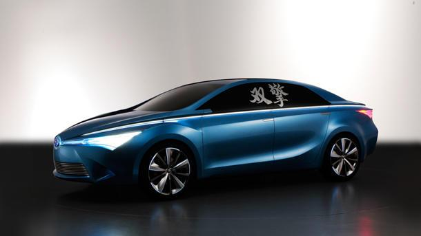 Toyota's three Beijing concepts show surprising restraint