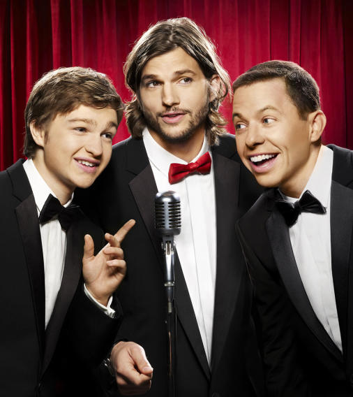 "Worst TV Shows of the Year: ""Two And a Half Men"""