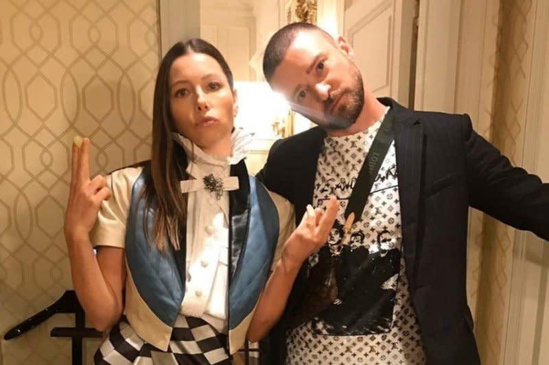Justin Timberlake dan Jessica Biel sambut kelahiran anak kedua