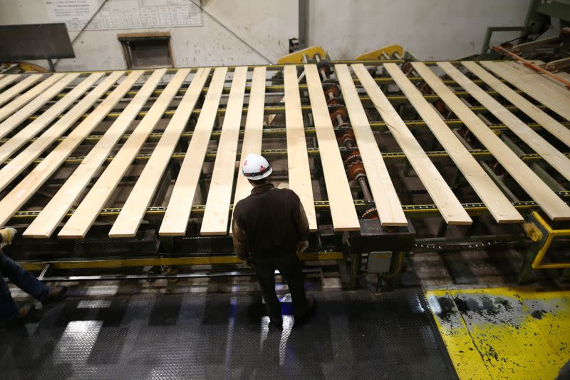 U.S. appeals at WTO to place Canada lumber case in legal void