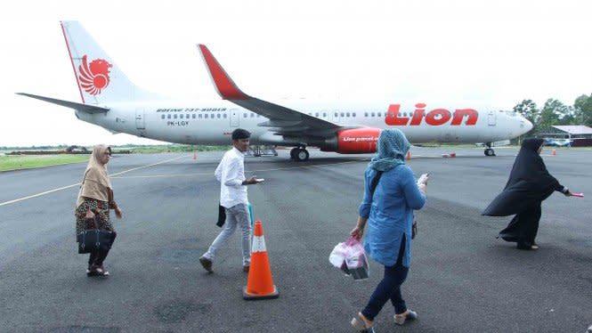 Pandemi Corona, Lion Air Tunda Layanan Operasional untuk Para Pebisnis