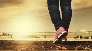 走路接地氣!正念散步 減緩糖尿病、預防記憶衰退