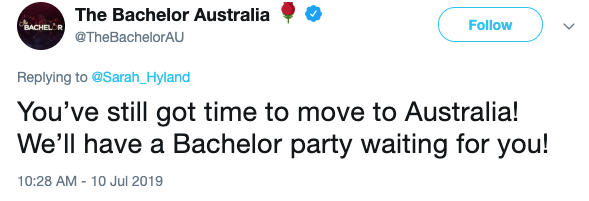 Whole world is laughing at The Bachelor Australia after